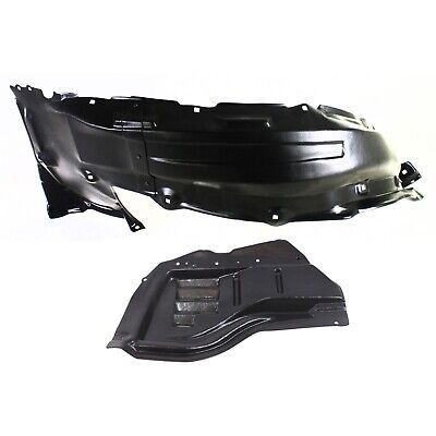 Front, LH for Toyota Sequoia TO1248153 2008 to 2014 New Fender Splash Shield