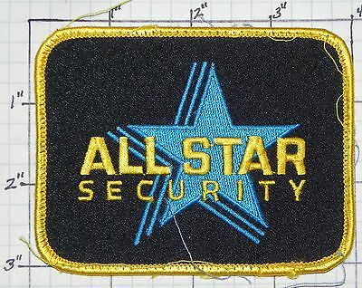 Texas, All Star Security Patch