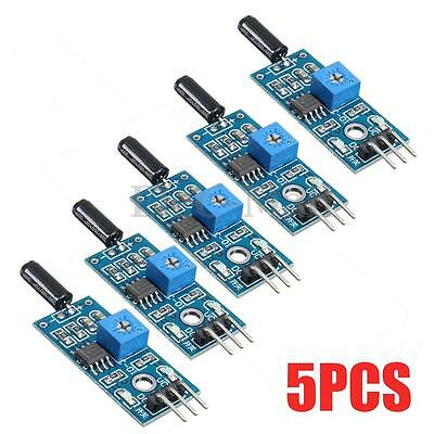 5PCS SW 420 Motion Sensor Module Vibration Switch Alarm Sensor for Arduino New