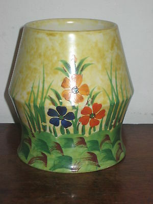 Pretty Probably Radford Vase Hand Painted All Ound Design