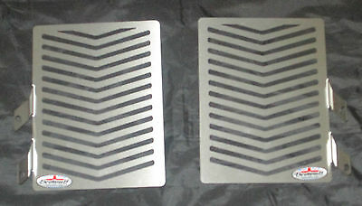 BMW R1200,GS,GSA LC (2013) Radiator Protector, Cover, Grill, Guard, (2 Part Set)