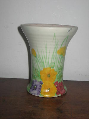 Pretty E Radford Spill / Crocus Vase Hand Painted