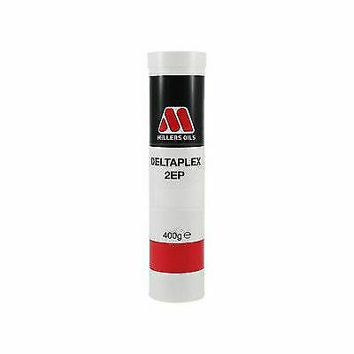 Millers Race / Rally Deltaplex 2EP Lithium Grease For Wheel Bearings - 400g