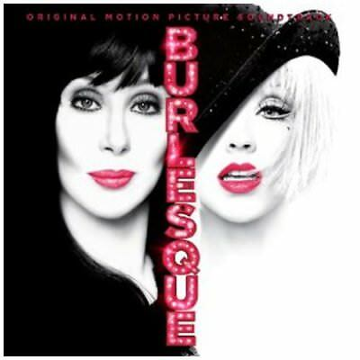 Christina Aguilera And Cher Burlesque Ost Cd Soundtrack 2010 Neu