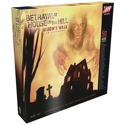 Betrayal At House On The Hill Widows Walk Expansion Brand New