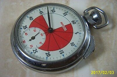 AN INGERSOLL REFEREE STOPWATCH c. EARLY 1970'S