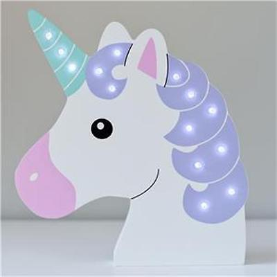 Unicorn Up In Lights - Free standing or Wall mounted