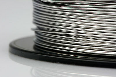 TEMCo Kanthal A1 wire 23 Gauge 100 Ft Resistance AWG A-1 ga