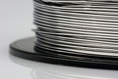 TEMCo Kanthal A1 wire 23 Gauge 250 Ft Resistance AWG A-1 ga