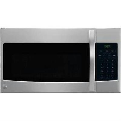 Kenmore Model 80333 Microhood Stainless Steel Over-the-Range Microwave
