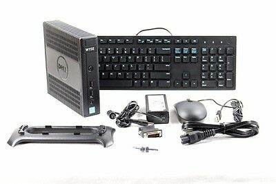 Dell 5010 Dx0D Thin CLient AMD T48E 1.40GHz 2/8GB RJ45 +PCoIP Wyse Thin OS 0CK76