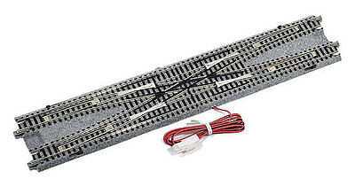 """Kato 20-210 N Scale UniTrack 310mm 12-3/16"""" Double Crossover Track Section 20210"""