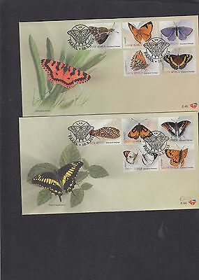 South Africa 2013 Butterflies First Day Cover FDC