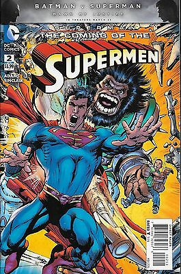 Superman: The Coming of the Supermen No.2 / 2016 Neal Adams