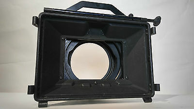 Chrosziel Matte Box 805 with Single Filter Stage for 15mm Rods