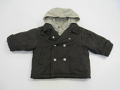 Timberland Baby Boys Lined Jacket Parka size 6 months Colour Brown