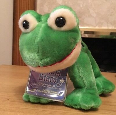 Russ Shining Star - Frog- Tag Unopened ***Free UK Postage***