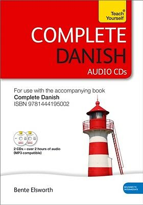 Complete Danish Beginner to Intermediate Course: MP3 CD-ROM: New edition (Teach.