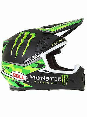 Monster Mx Helmet Bell Mx9 Motocross Top Quality Free Fast Delivery