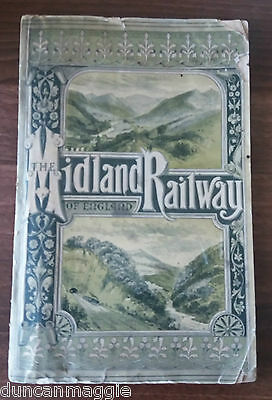 The Midland Railway Of England - Frederick S. Williams  1880