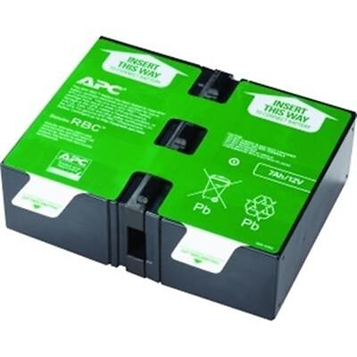 REPLACEMENT BATTERY CARTRI APCRBC123 APC by Schneider Electric