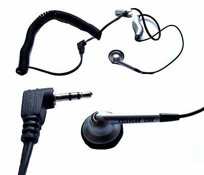 Original CellularLine Headset für Blackberry Telefon Kopfhörer 2,5mm Klinke