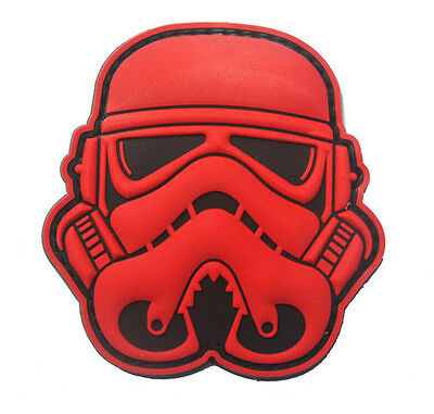 STAR WARS TACTICAL MORALE army TACTICAL ISAF rubber HOOK & LOOP PATCH   HK + 670
