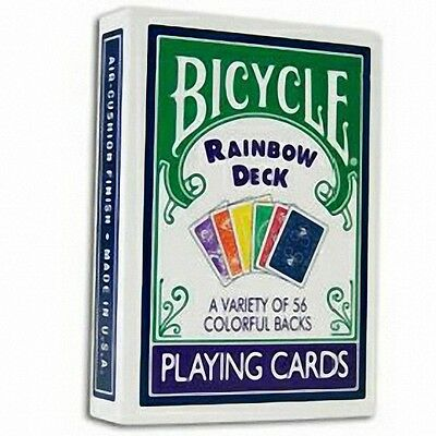 Bicycle Rainbow Deck - CARDS ONLY - BN and Sealed