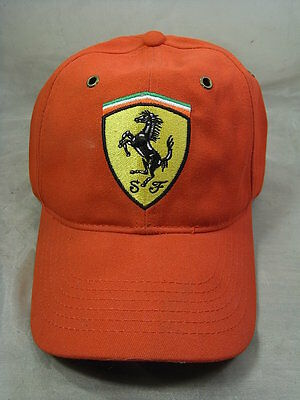 Ancienne Authentique Casquette Ferrari Official Product Numerotee Cap