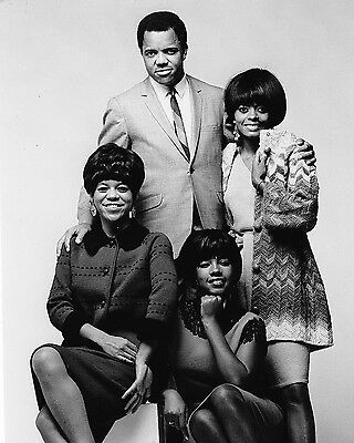 """Diana Ross and the Supremes 10"""" x 8"""" Photograph no 10"""