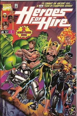Heroes For Hire #1 Ds (Marvel) 1997