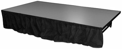 Intellistage SSKIRT8X24 8 x 24 Stage Skirt - New