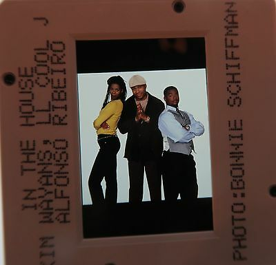 In The House Cast Ll Cool J Alfonso Ribeiro Kim Wayans Maia Campbell Slide 1c 20 00 Picclick