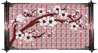 Asian Inspiration 30 Machine Embroidery Designs Cd 2 Sizes