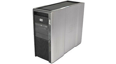 HP z800 Workstation Hexa Core XEON X5650 2.67GHz, 12GB RAM, 760GB Velociraptor