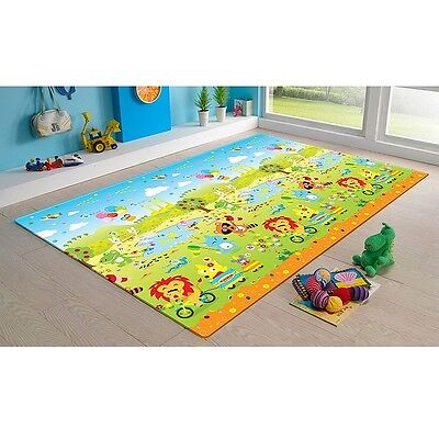 PROBY - Eco Friendly Play Mat - Funnimal - Large
