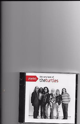 """The Turtles, Cd """"the Very Best Of The Turtles"""" New Sealed"""