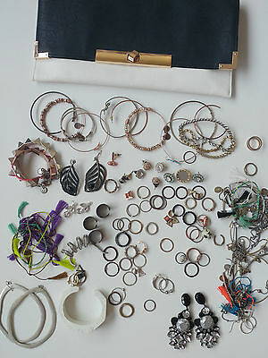 Samantha Wills, House Of Harlow, Alex And Ani, Bulk Earrings Rings Ring Necklace