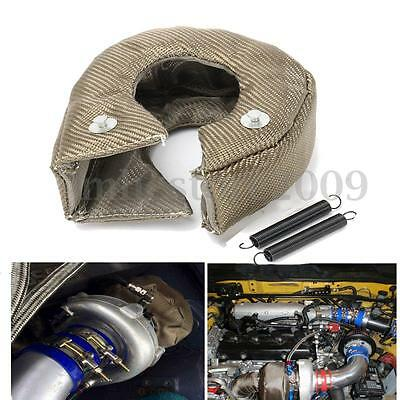 Turbo Blanket Heat Shield Turbocharger Wrap Cover For T3 T25 T28 GT25 GT28 GT30