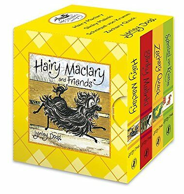 Hairy Maclary and Friends Little Library New Board book  Lynley Dodd