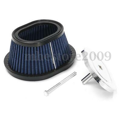 Air Filter Cleaner Element Air Filter Screw For 1988-2006 Yamaha YFS 200 Blaster