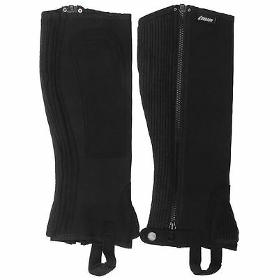 Tagg Kids Loveson Chaps Junior Girls Zip Horse Riding Equestrian Accessories