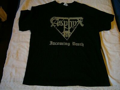 ASPHYX – INCOMING DEATH T-Shirt!! death metal