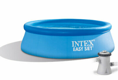 Intex Easy Set Quick Up Pool 244x76 cm mit Pumpe 28112GS