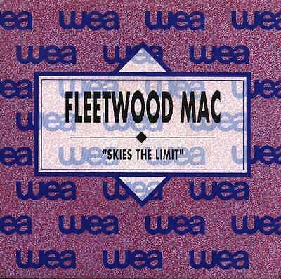 "FLEETWOOD MAC SPANISH 1990 PROMO 7"" Single SKIES THE LIMIT   DiscNEW"