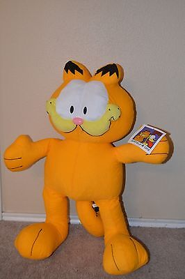 "Garfield Plush 28"" 2014 Toy Factory"
