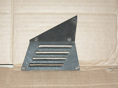 Used Metal Air Trap Right Olympique Ski Doo Bombardier