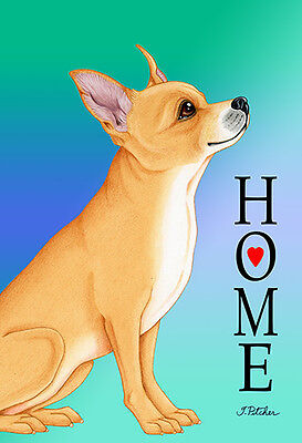 Large Indoor/Outdoor Home (TP) Flag - Chihuahua 62046