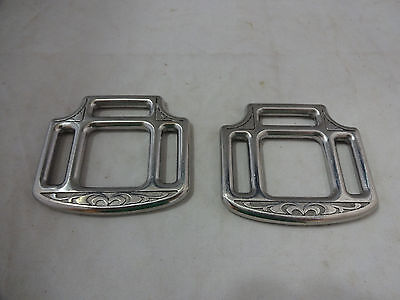 Engraved 3-Way Halter Squares Jeremiah Watt Stainless Steel Horse Tack 1 Inch