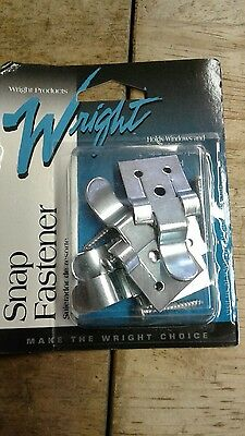 Door Accessories Wright Products V12 DOOR CATCH ZINC PLATE